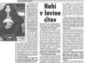 Lucia Eggenhoffer rozhovor 1995